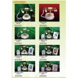 y11412 電話系列-浪漫滿屋陶瓷電話HYG-116